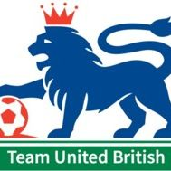 Fanion équipe 'Team United British