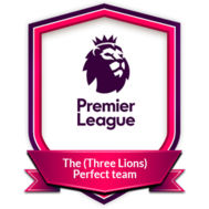 The (Three Lions) Perfect team